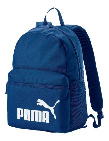 Puma Mochila Hombre Azul