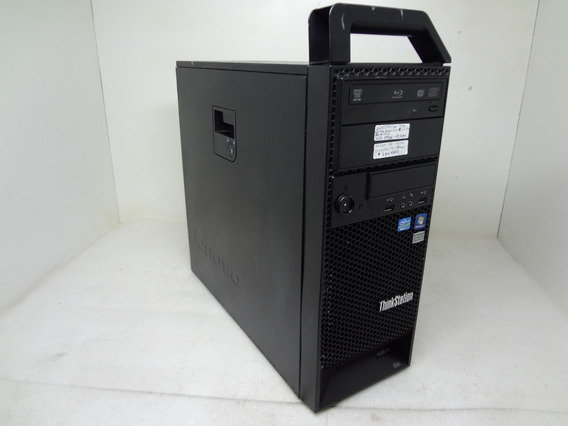 Workstation Lenovo S30 Xeon E5-1607 16gb Ddr3 Ssd 240gb