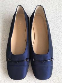 Preciosos Zapatos Flats Gucci Originales