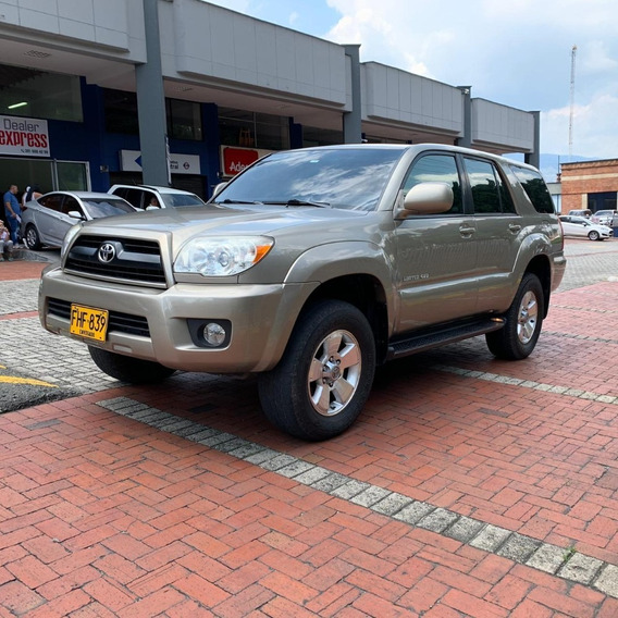 Toyota 4 Runner 2009 Limited Automatica