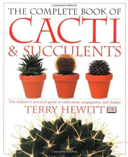 Livro The Complete Book Of Cacti & Succulents - Novo