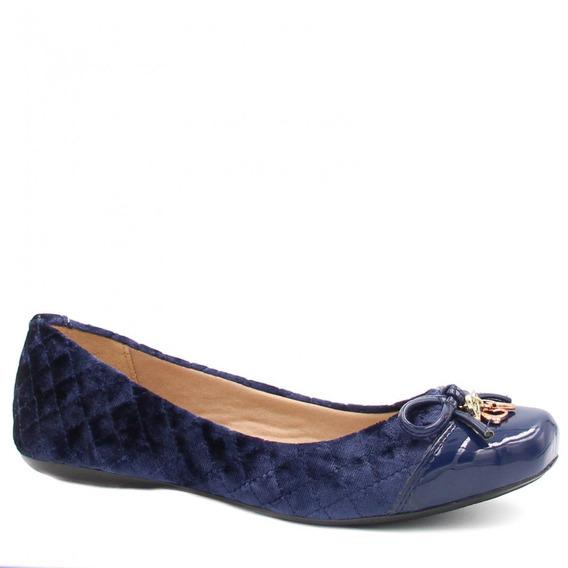 Sapatilha Zariff Shoes Matelassê Verniz 800411620