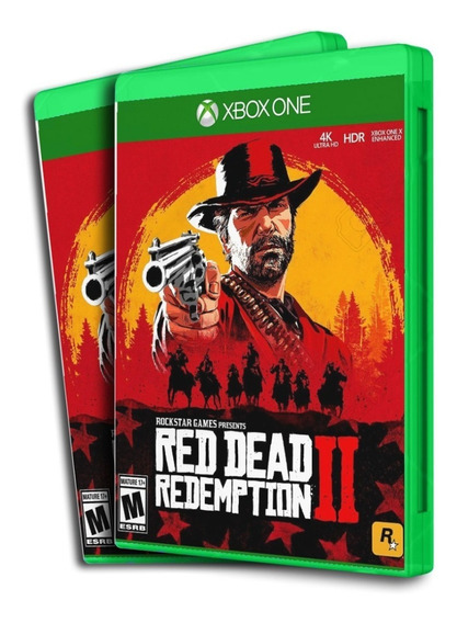 Red Dead Redemption 2 Xboxone Digital Mídia