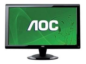 Monitor Lcd Aoc 18,5