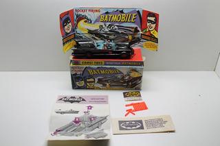 Batmóvel Corgi 1966 - Batman