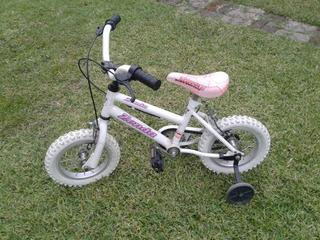 Bicicleta Para Nena Con Rueditas