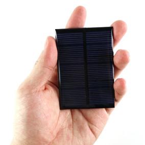 Módulo Solar 6v 1w Carregador Placa Fotovoltaica 200ma - Me