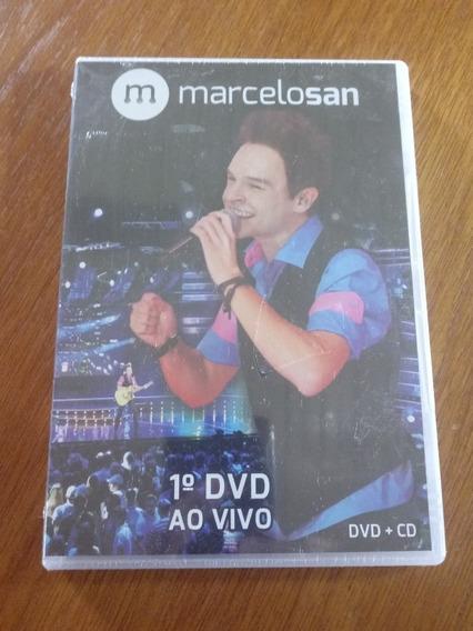Marcelo San 1° Cd E Dvd Novo Lacrado 100% Original.obc Store