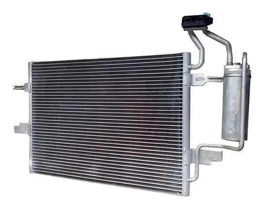 Condensador Ar Condicionado Gm Meriva Com Filtro Secador