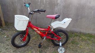 Bicicleta Olmos Cosmos R12 Niña