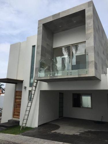 Casa En Vista Hermosa / Cuernavaca - Caen-577-cp