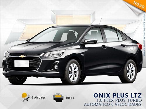 Onix 1.0 Turbo Flex Plus Ltz Automático