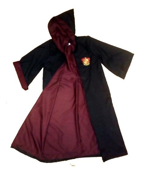 Disfraz Cosplay Harry Potter Tunica + Escudo Talle S / M
