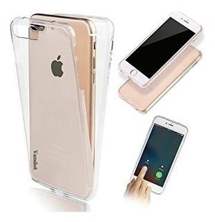 Protector Tpu 360 Transparente iPhone 5 6 6+ Plus 7 7+