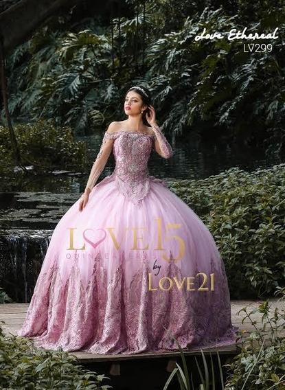Vestido De Love Xv