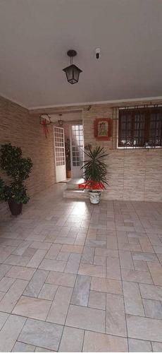 Imagem 1 de 16 de Casa Com 2 Dormitórios À Venda, 130 M² Por R$ 800.000,00 - Jardim Nordeste - São Paulo/sp - Ca0957