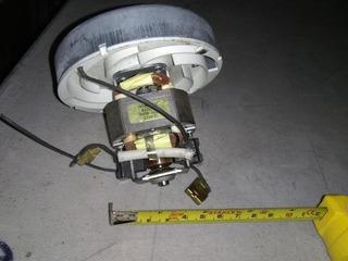 Motor De Aspiradora Motor U-5421 120v 60 Hz E21079 Johnson