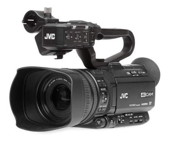 Jvc Gy-hm250 Filmadora 4k Streaming