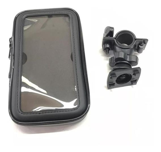 Suporte Gps Ou Celular Moto Ybr 125 / Factor 125 / Xtz 125