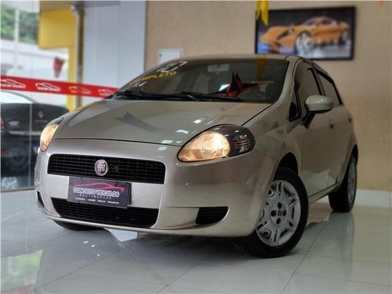 Fiat Punto 1.4 Elx 8v Flex 4p Manual