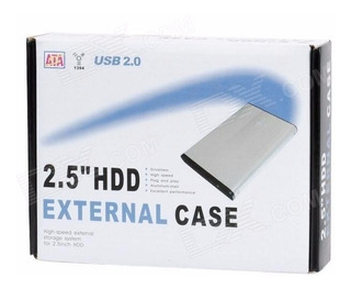 Carry Disks Sata Disco Rigido 2.5 Usb Externo