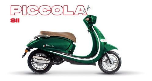 Gilera Scooter Piccola Sg 150 F. Varela