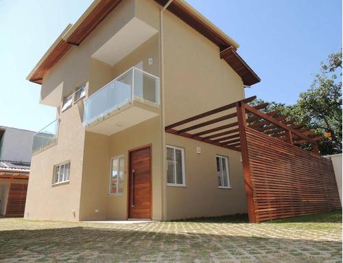 Imagem 1 de 30 de Casa Com 3 Dormitórios A Venda, 185 M² Por R$ 980.000,00 - Paúba - São Sebastião/sp - 14256
