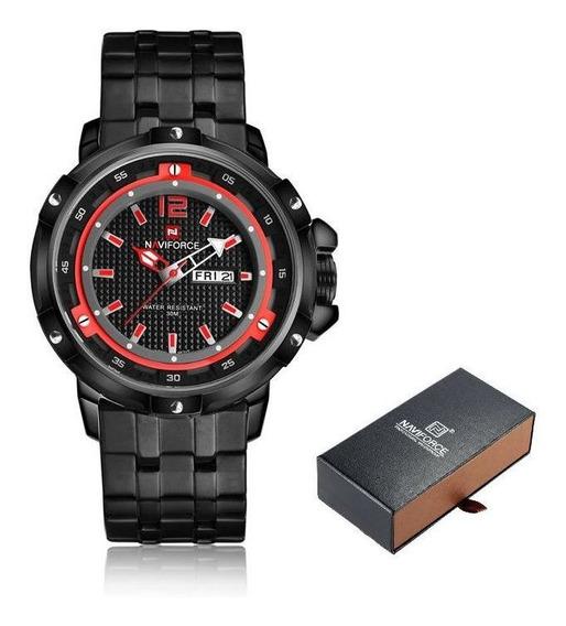 Relógio Naviforce 9073 Original - Estiloso !!
