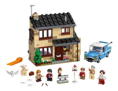 Imagem 1 de 6 de Lego Harry Potter - Rua Dos Alfeneiros, 4 - 75968 - Lego