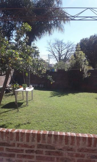 Casa 3 Ambientes 1 Baño Jardin Jose C. Paz