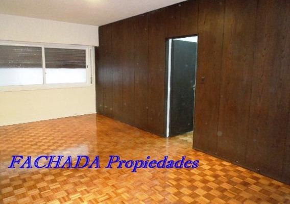 4 Ambientes A/prof Cochera Fija Y Baulera Av. Santa Fe 3000