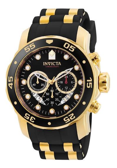 Relógio Invicta Pro Diver 6981 - Com Nota Fiscal E Selo Ipi