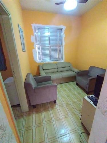 Apartamento, 1 Dorms Com 38.78 M² - Cidade Ocian - Praia Grande - Ref.: Pr2128 - Pr2128