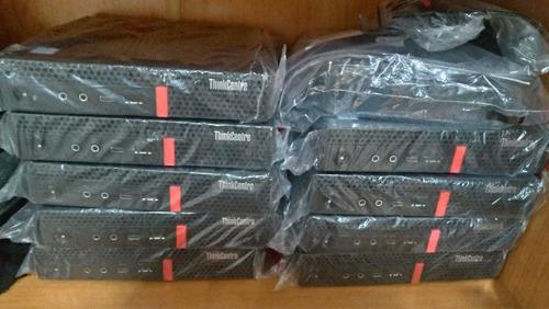 Mini Pc Lenovo Tyny M920q I7 8700 16gb Ssd256gb  Wifi Win10