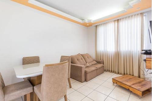 Imagem 1 de 21 de Apartamento À Venda, 2 Quartos, 1 Vaga, Novo Eldorado - Contagem/mg - 20661