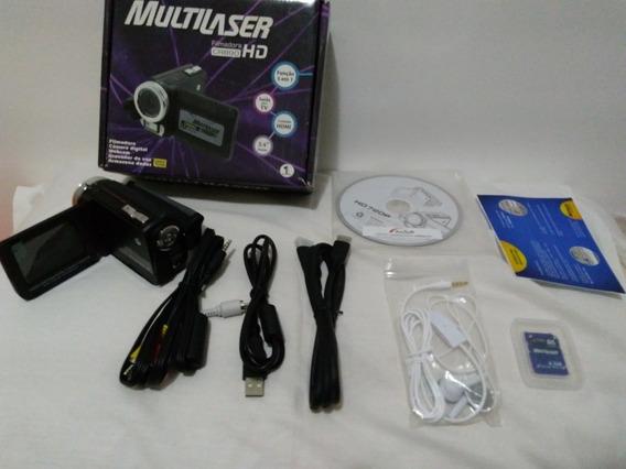 Filmadora Multilaser Cr890 Hd