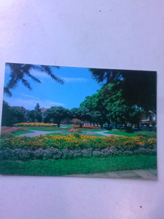 Cartão Postal - Nova Petrópolis Rs - Jardim Das Azaléas