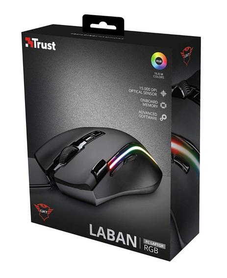 Mouse Gamer Trust 15000 Dpi Laban 21789