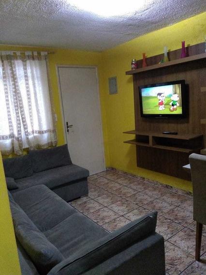 Apartamento - Embu Das Artes - 2 Dormitórios Joapfi17021
