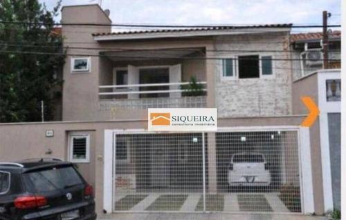 Casa Residencial À Venda, Jardim Prestes De Barros, Sorocaba. - Ca0733