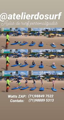 Aulas De Surf Personalizadas
