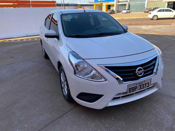 Nissan Versa 1.6 Sv 16v 4p Xtronic 2018