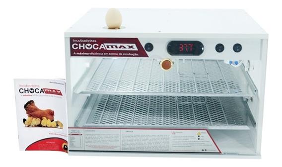 Chocadeira Ovoscópio 240 Ovos Galinha Automática Digital