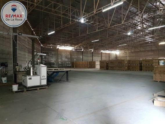 Bodega En Renta Ciudad Industrial 2,800m2 Construidos