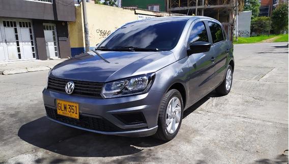 Volkswagen Gol Comfortline 2020 1.6 Mt