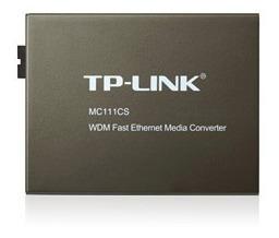 2693 F. Media Conv. Tp-link Mc111cs Wdm 10/100mbps