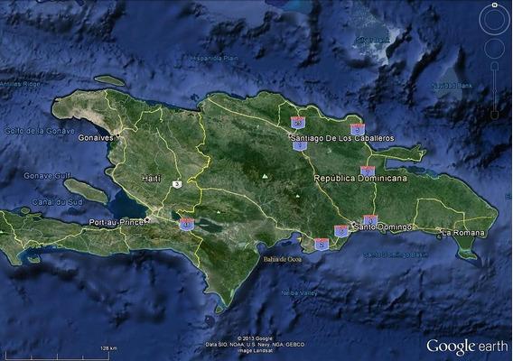Vendo 2,090,000m2, Con 670m2 Lineales De Playa, Ocoa