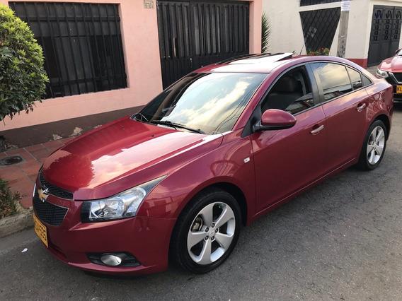 Chevrolet Cruze Platinum 1.8 2012