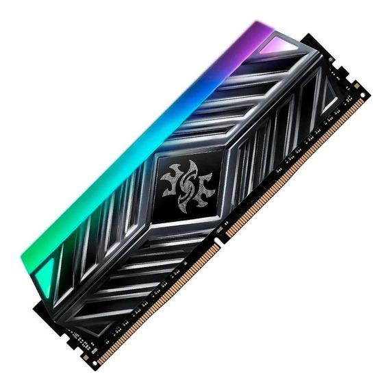 Memoria Adata Ddr4 8gb 3000mhz Xpg Spectrix D41 Cl16 Rgb Cta