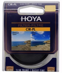 Filtro Polarizador Cpl Hoya 77mm Original Slim Frame